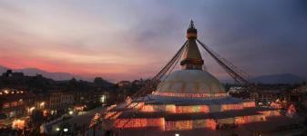 Центр буддизма в Непале