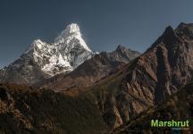 Самая красивая вершина Непала