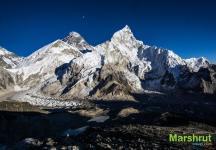 Эверест на рассвете