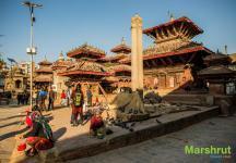 Святые места Непала