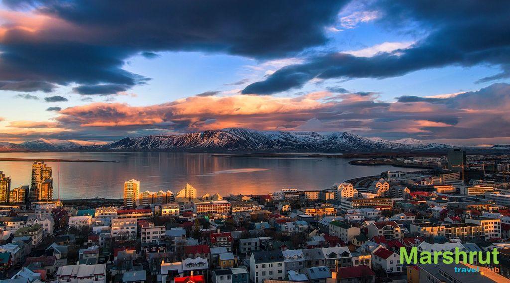 Столица Исландии
