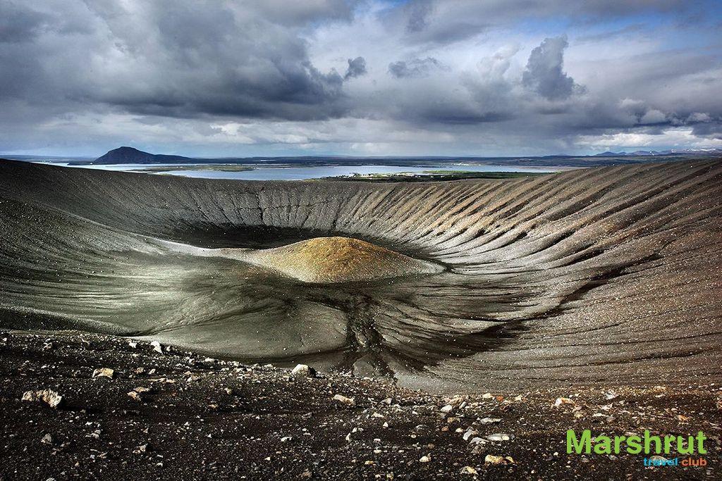 Уснувший вулкан