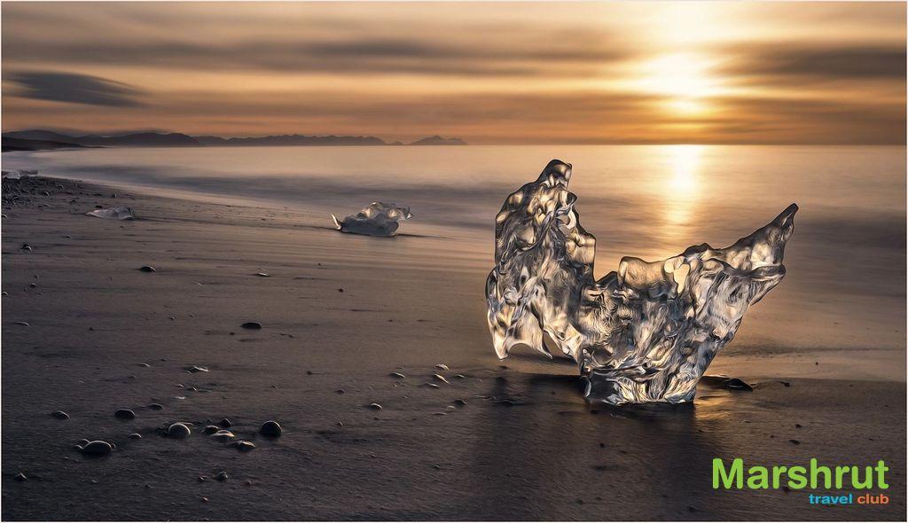 Остатки ледника