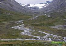 Река из ледника