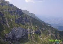 Горные тропы Румынии