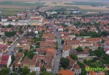 Древний городок