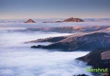 Вершины Роднянских Альп
