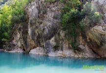Река в каньоне Гармонии